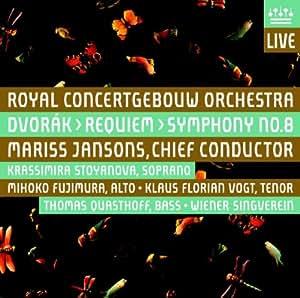 Dvorak: Requiem Op. 89, Symphony No. 8 Op. 88 (Royal Concertgebouw Orchestra / Mariss Jansons)