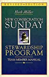 img - for New Consecration Sunday Stewardship Program Team Member Manual: Revised Edition book / textbook / text book
