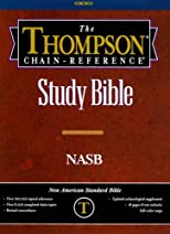 Thompson Chain-Reference Study Bible (New American Standard Version)