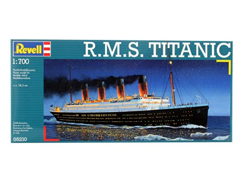 Revell-05210-Modellbausatz-RMS-Titanic-im-Mastab-1700