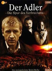 Der Adler - Die Spur des Verbrechens - Staffel 02 [4 DVDs]