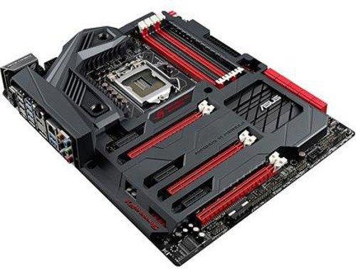 Asus MAXIMUS VI FORMULA LGA1150 Intel Z87 4xDDR3 max. 32GB HDMI 8CH Audio ATX