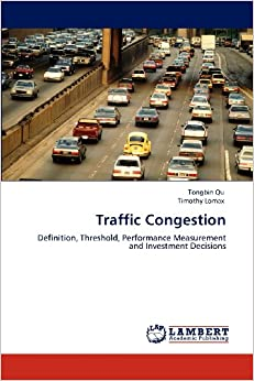 Traffic Congestion Definition Threshold Performance