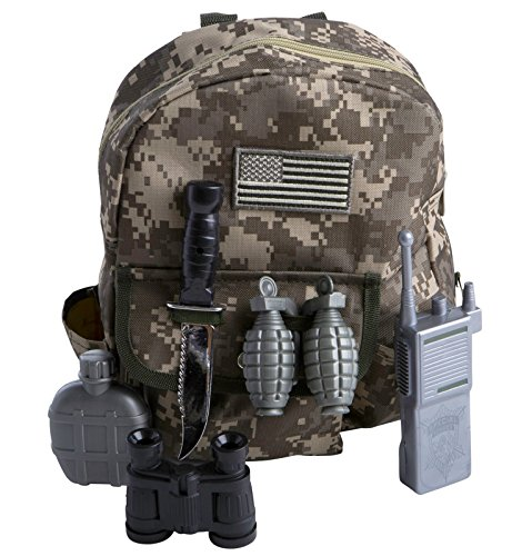 Gear to Go - Army Ranger Adventure Play Set (As Shown;One Size)