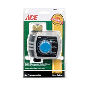 Ace One Cycle Digital Water Timer
