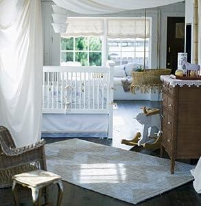 Amazon Com Serena Amp Lily 3 Piece Organic Crib Set Dylan