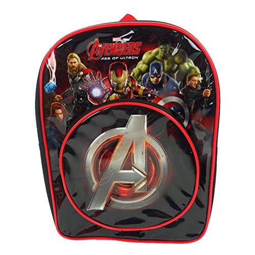 Official Childrens Avengers Age of Ultron Pocket School Backpack