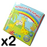 Baby Bath Book For 6 Months And Above Pack of 2 Boat