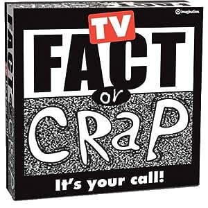 Fact or Crap: TV
