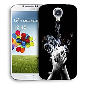 Snoogg High Five Designer Protective Phone Back Case Cover For Samsung Galaxy S4