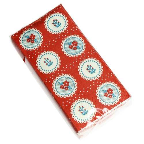 Pack Of 12 Doiley Tissues