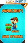 Kids Stories Book About Minecraft: A...