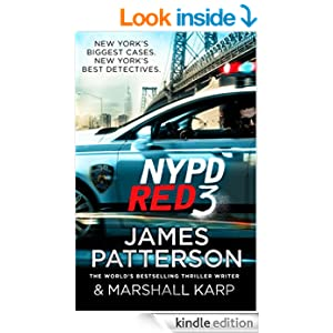 NYPD Red 3 by Patterson, James; Karp, Marshall