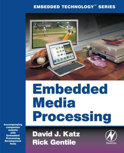 Embedded Media Processing (Embedded Technology)