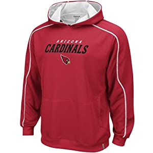 Arizona Cardinals Reebok Active Hoody by Reebok