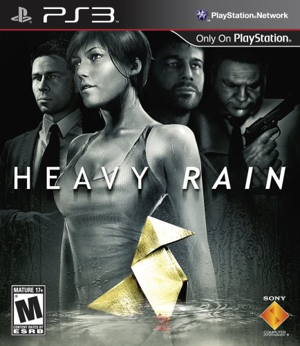 Heavy Rain for PS3 Video Games