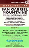 img - for MAP San Gabriel Mountains book / textbook / text book