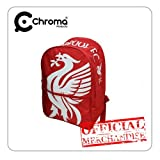 New Official Liverpool FC Big Logo Backpack