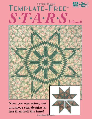 Template-Free Stars (Dover Quilting)