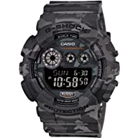 [カシオ]CASIO 腕時計 G-SHOCK Camouflage Series GD-120CM-8JR メンズ