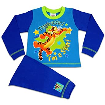 Disney Tigger pyjama | Winnie L'ourson Ensemble de Pyjama| 3 - 4 ans