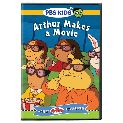 Arthur Makes a Movie [DVD] [Import]