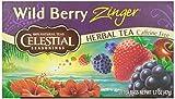 Celestial Seasonings, Tea, Wild Berry Zinger,  20 ct