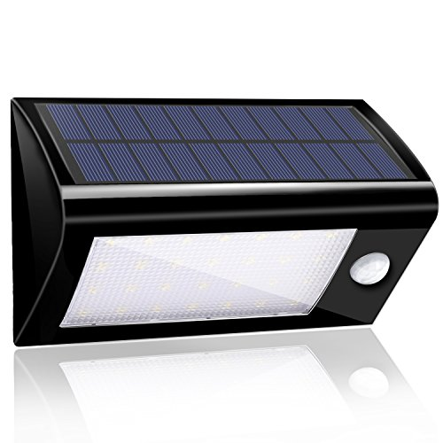 Solar-Motion-Sensor-Lights-BESTOPE-28-LED-Bright-Outdoor-Solar-Powered-Lighting-Waterproof-Wireless-Security-Light-for-Garden-Deck-Yard-Outside-Auto-On-Off-No-Tools-Required-with-Screwdriver