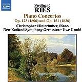 Ries: Piano Concertos, Vol. 1