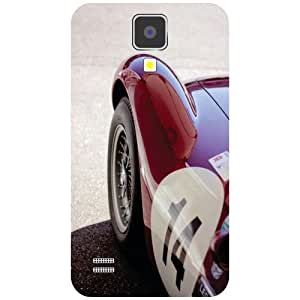 Samsung I9500 Galaxy S4 Back Cover - Matte Finish Phone Cover