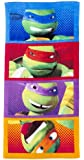 Teenage Mutant Turtles S. collins Cash and Carry Tortues Ninja Serviette de bain