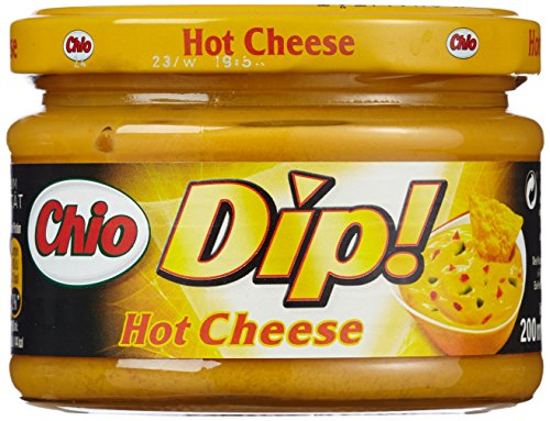 Chio Dip! Hot Cheese, 3er Pack (3 x 200 ml)
