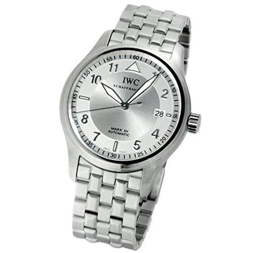 [アイダブリューシー] IWC 腕時計 スピットファイア マーク15 IW325314 シルバー SS メンズ [中古品]
