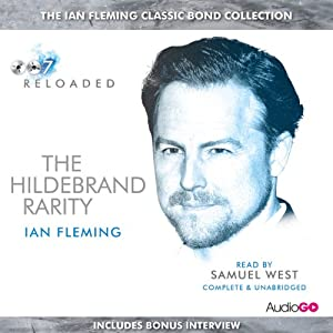 For Your Eyes Only: The Hildebrand Rarity | [Ian Fleming]