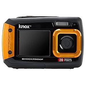 Knox Dual LCD Display 20MP Waterproof & Shockproof Digital Camera
