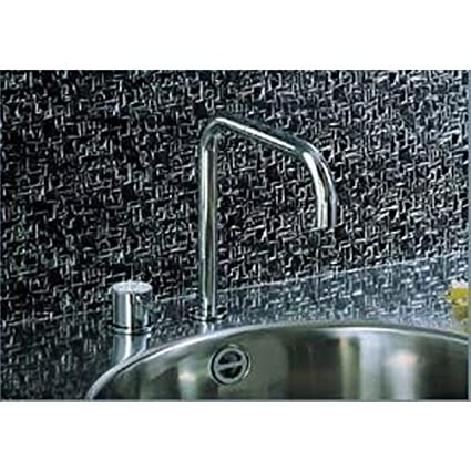 Vola 590L-20TR Brushed Chrome Single Handle Bathroom Or Kitchen Faucet