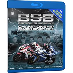 British Superbike Championship Season Review 2013 [Blu-ray]
