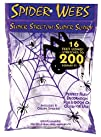 Super Stretch Spider Web  16 Foot