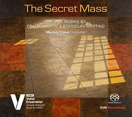 SACD : MARTIN - Secret Mass
