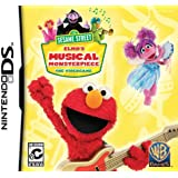 Sesame Street: Elmo's Musical Monsterpiece - Nintendo DS