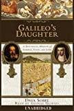 img - for Galileo's Daughter: A Historic Memoir of Science, Faith and Love by Dava Sobel (1999-11-02) book / textbook / text book