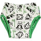 Best Bottom Training Pants, Playful Panda, Medium