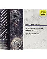 Bach : Le Clavier bien tempéré I