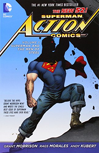 Superman: Action Comics, Vol. 1: Superman and the Men of Steel (The New 52) PDF
