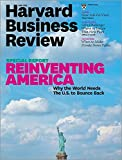 img - for Harvard Business Review (March 2012 - Reinventing America [Special Report]) book / textbook / text book