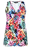 Yoursclothing Womens Plus Size Tropic…