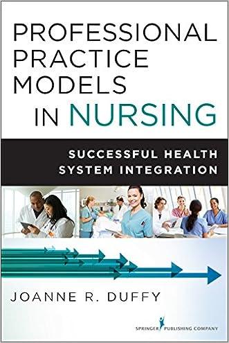Professional Practice Models in Nursing