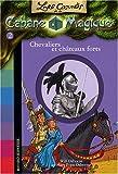 """Afficher """"Les Carnets de la cabane magique n° 2 Chevaliers et châteaux forts"""""""