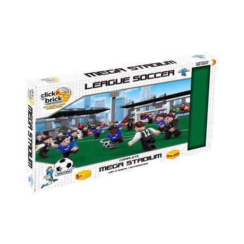 Click Bricks Soccer Mega Stadium Set by Click Bricks günstig online kaufen