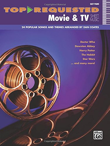 Top-Requested Movie & TV Sheet Music: Easy Piano (Top-Requested Sheet Music) (Piano Movie Sheet Music compare prices)